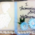 Cake for First Communion nr 3